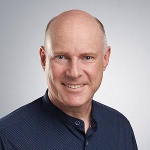 Speaker - Dr. Gunnar Spohr