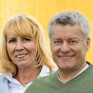Speaker - Irene Heuer und Matthias Tann