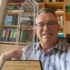 Speaker - Dr. Johannes Mayer - 19 Uhr