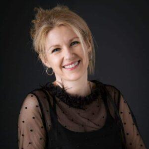 Speaker - Geneviève Kermorgant - 17 Uhr